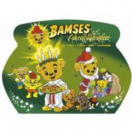 Bamse - Adventskalender