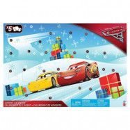 Disney Cars 3 - Adventskalender