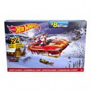 Hot Wheels, Adventskalender 2016