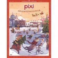 Bonnier Carlsen Pixi Adventskalender 2017