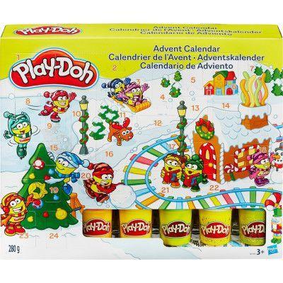 Play-Doh, Adventskalender