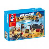 """Playmobil, Adventskalender""""Hemlig skattö med pirater"""""""