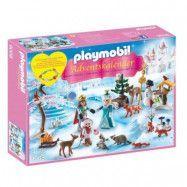 Playmobil Christmas - Kunglig skridskotur Adventskalender 9008