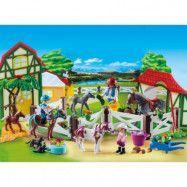 Playmobil Christmas - Ridanläggning Adventskalender 9262
