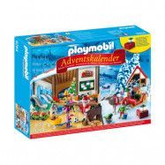 Playmobil Christmas - Tomteverkstad Adventskalender 9264