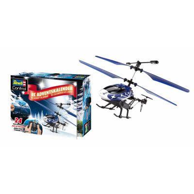 Revell, Adventskalender Bygg en egen radiostyrd helikopter