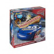 Revell - Adventskalender Cars 3 - Bygg Blixten McQueen