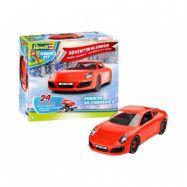 Revell Junior Kit - Adventskalender Porsche 1:20