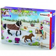 Schleich, Horse Club - Adventskalender 2017
