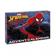 Craze Spiderman, Adventskalender 2017