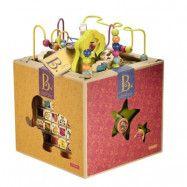 Battat B.Toys, Zany Zoo – Aktivitetskub