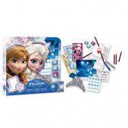 Disney Frozen, Design bok