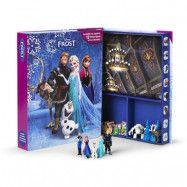 Frost - Aktivitetsbok med figurer och lekmatta