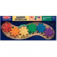 Melissa&Doug - Caterpillar Gear Toy