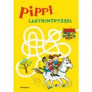 Pippi Långstrump Labyrintpyssel