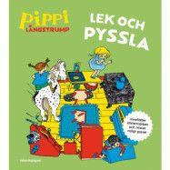 Pippi Långstrump Lek och pyssla