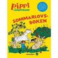 Pippi Långstrump Sommarlovsboken