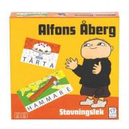 Alfons Åberg Stavningslek