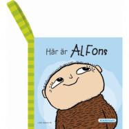 Alfons Åberg Här är Alfons (tygbok)
