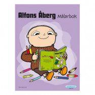 Alfons Åberg Målarbok