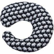 Rätt Start Amningskudde Elefant (Svart)