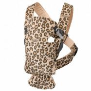 BABYBJÖRN Bärsele Mini Cotton Leopard Print