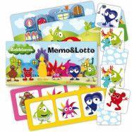 Babblarna, Memo&Lotto