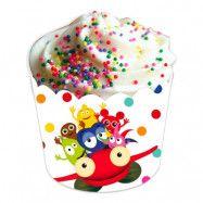 Muffinsformar Babblarna - 25-pack