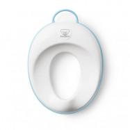 Babybjörn toalettsits, vit/turkos