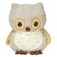 Cloud b, Speldosa Sunshine Owl - Natural