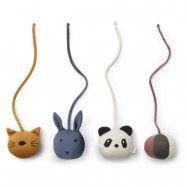 Liewood leksaker till babygym, blue mix