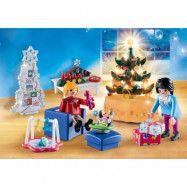 Playmobil, Christmas - Vardagsrum jul