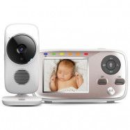 Motorola - Babymonitor MBP667 Connected Video