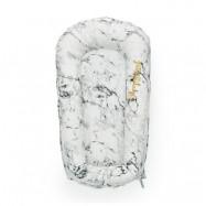 Sleepyhead Deluxe Plus babynest, carrara marble