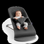 BABYBJÖRN Babysitter Bliss - Antracitgrå, Mesh