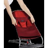 BABYBJÖRN Tygsits till Babysitter Balance Soft Rost/Orange