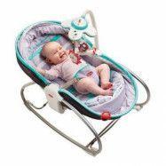 Tiny Love - Kombinerad babysitter och säng  (Grå)
