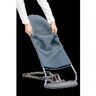 Tygsits till babysitter Bliss Duvblå, 3D Jersey