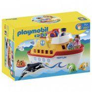 Playmobil, 1.2.3 - Min båt att ta med
