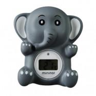 Mininor badtermometer digital, elefant