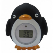 Mininor badtermometer digital, pingvin