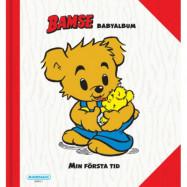 Bamse Babyalbum Min första tid