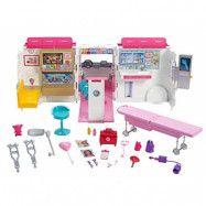 Barbie Ambulans och mobil klinik