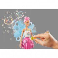 Barbie - Bubbletastic Fairy (Ljusrosa hår)