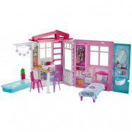 Barbie dockhus