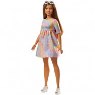 Barbie - Fashionistas Docka 77 - To Tie Dye For