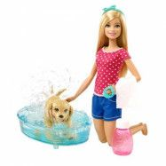 Barbie - Splish Splash Pup