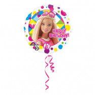 Folieballong Barbie Happy Birthday