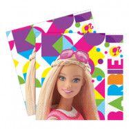 Servetter Barbie Sparkle - 20-pack