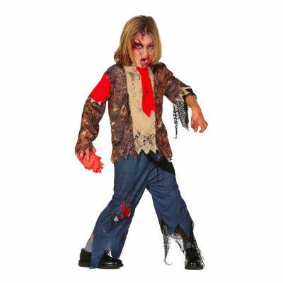 Zombie Barn Maskeraddräkt - Medium - Barn   Baby-butiken 4a71dfb5e8857